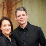 Julia Jung und Stefan Niemeyer