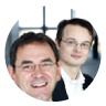 Lars Seinschedt und Dirk Kabus